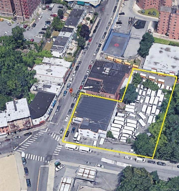 Commercial for Sale at 56-58 Palisade Avenue, Yonkers, NY 10701 Yonkers, New York 10701 United States