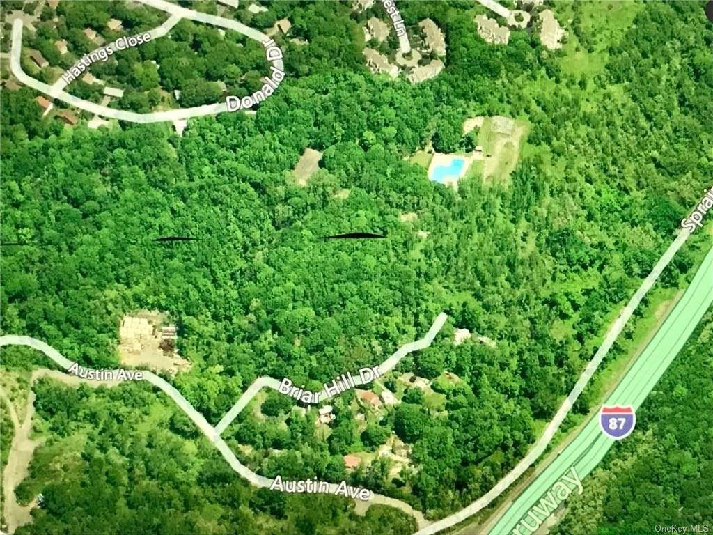 Land for Sale at 1 Briar Hill/Bradhurst Drive, Yonkers, NY 10710 Yonkers, New York 10710 United States