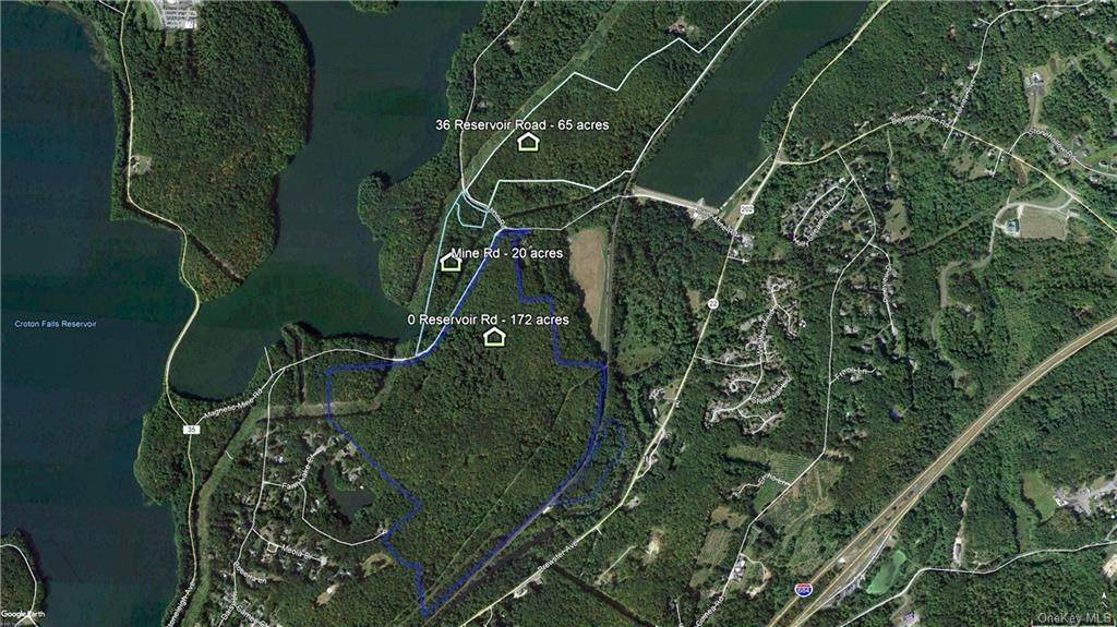 Land for Sale at Reservoir Road, Southeast, NY 10509 Southeast, New York 10509 United States