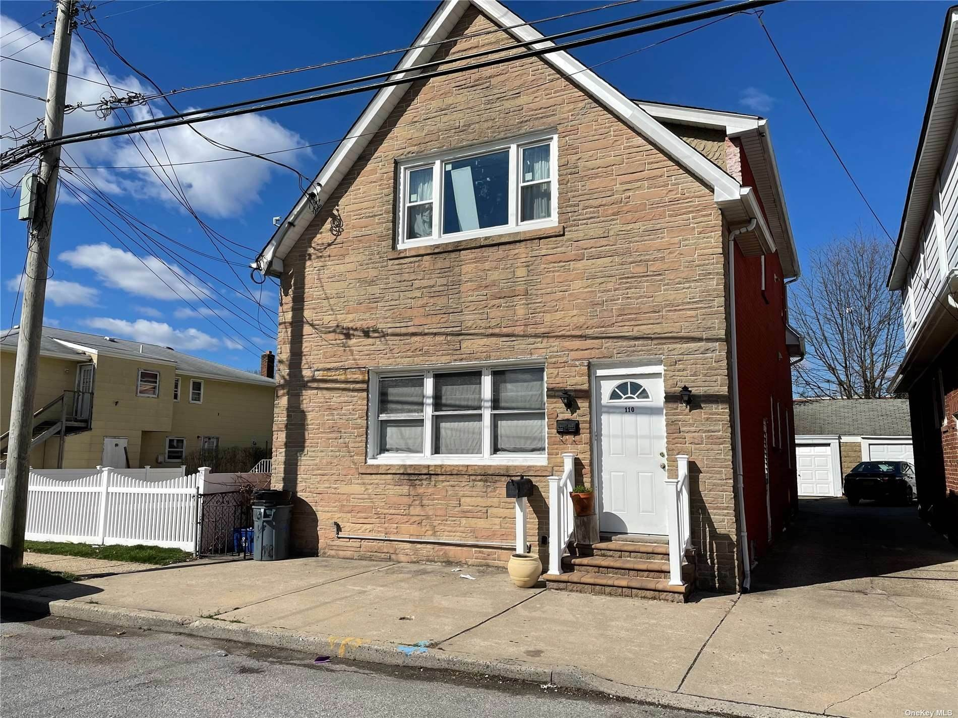 Residential Lease at 110 Hill Avenue # 1 Elmont, New York 11003 United States
