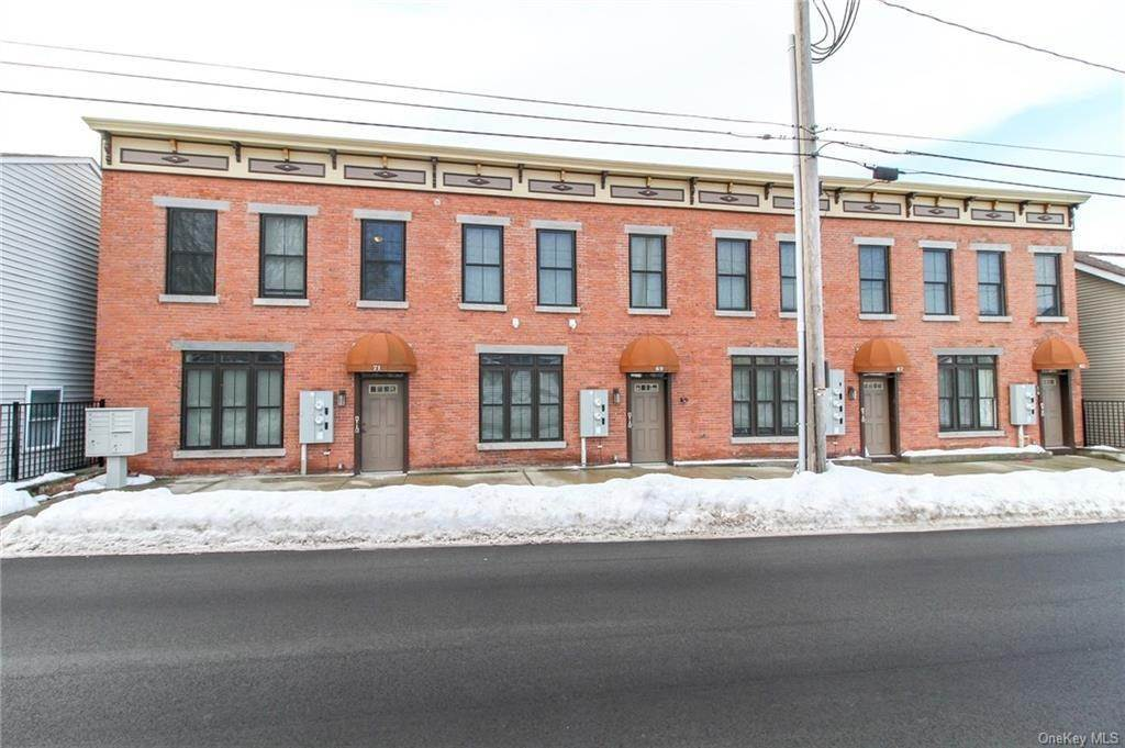 Residential Income for Sale at 65-71 E Main Street, Beacon, NY 12508 Beacon, New York 12508 United States