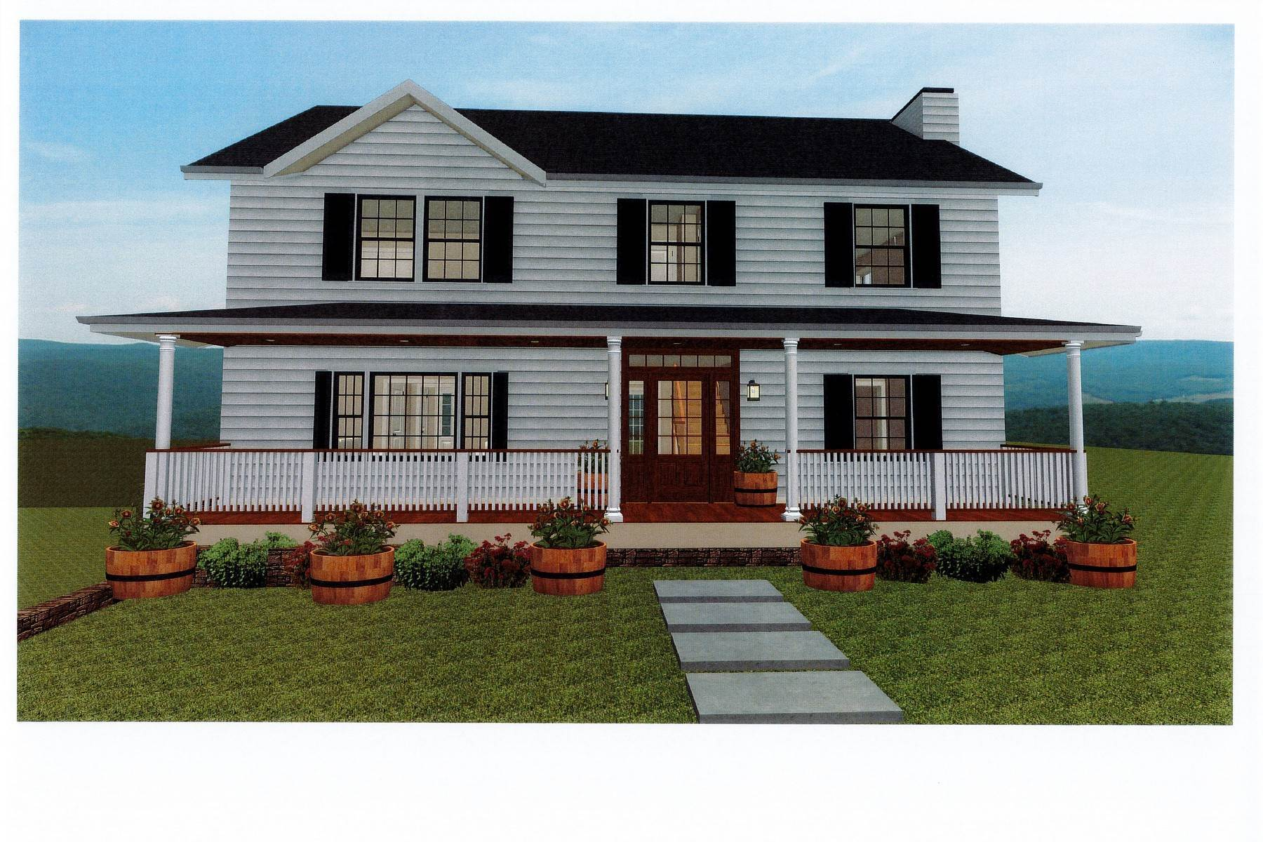 Single Family Homes 용 매매 에 New Construction 2685 Gregory Street Yorktown Heights, 뉴욕 10598 미국