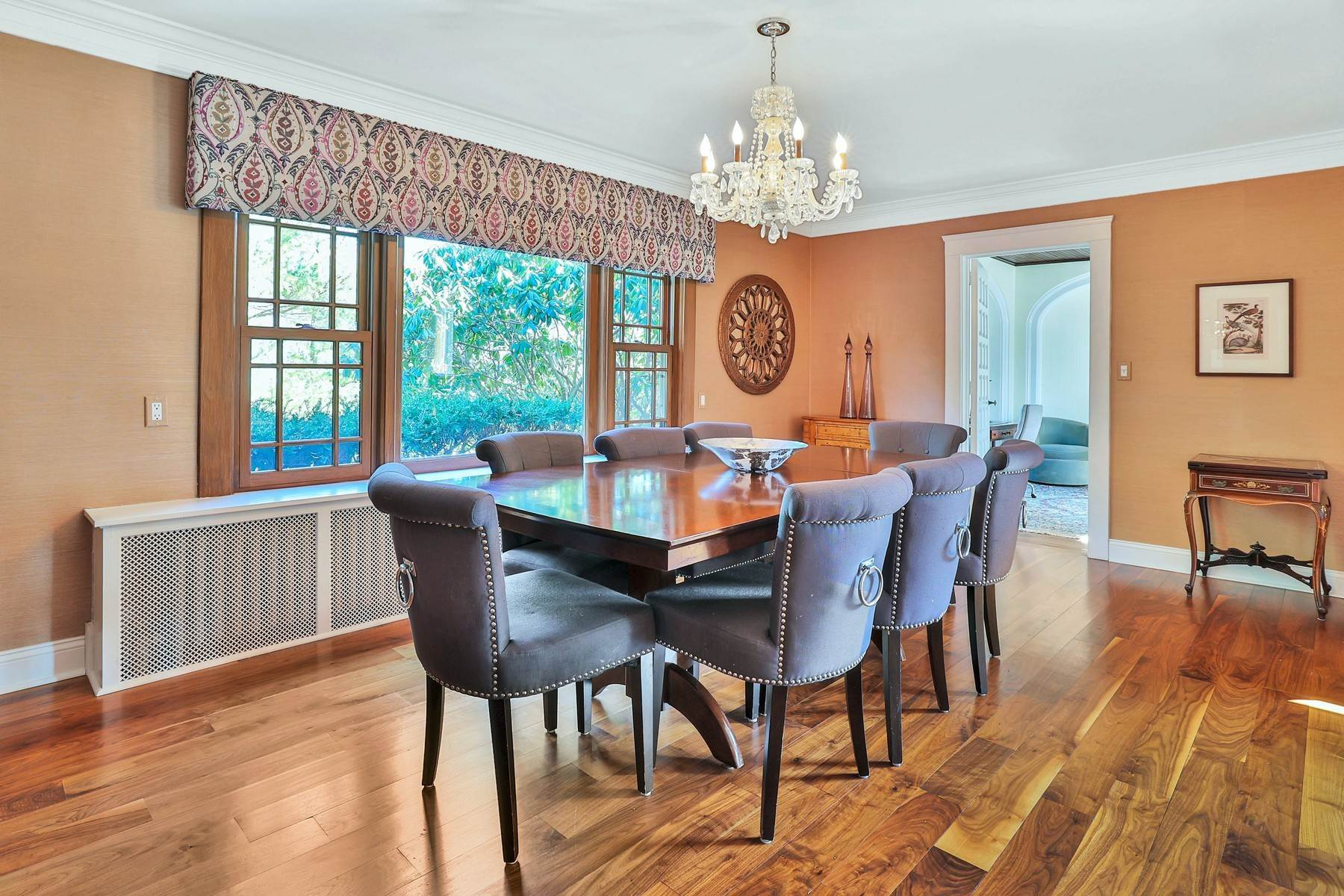 7. Single Family Homes for Sale at Light Filled, Sophisticated Tudor 210 Elm Road Briarcliff Manor, New York 10510 United States