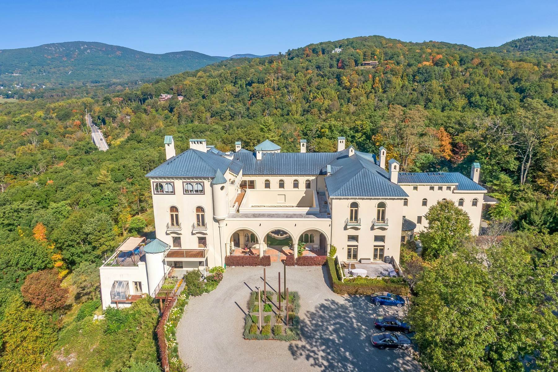 Property for Sale at Castle Overlooking the Hudson 57 Dicks Castle Road Garrison, New York 10524 United States