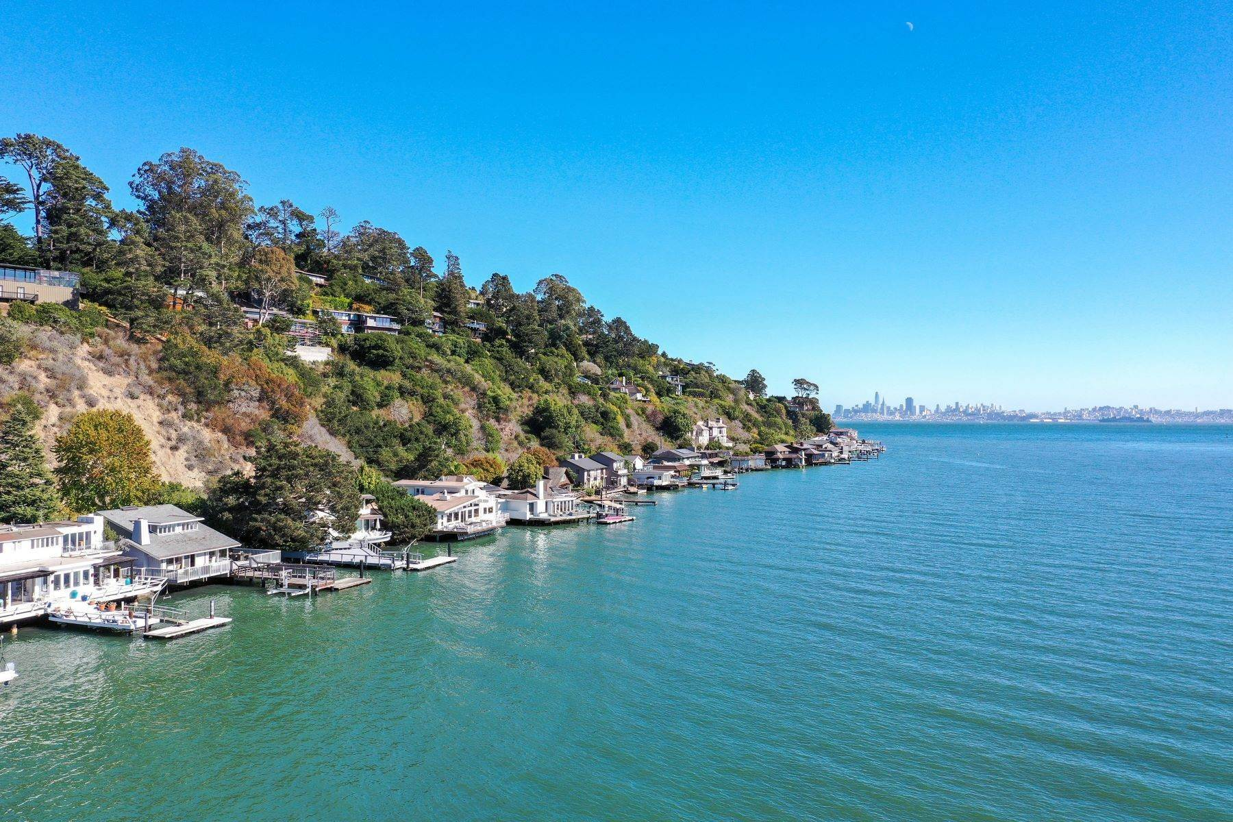 Property for Sale at Belvedere-West Shore Road 51 West Shore Road Belvedere, California 94920 United States