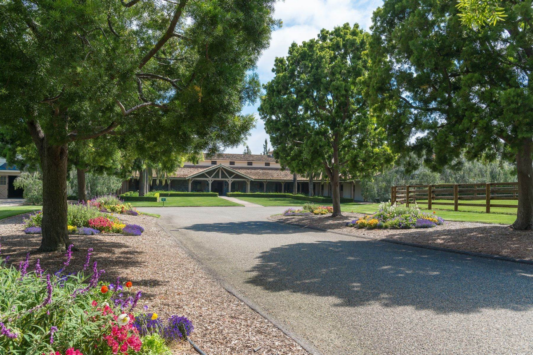33. Farm and Ranch Properties for Sale at 16401 Calle Feliz, Rancho Santa Fe, Ca, 92067 16401 Calle Feliz Rancho Santa Fe, California 92067 United States