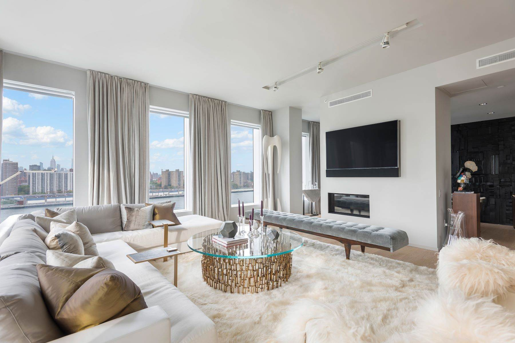 Condominiums at DUMBO's Best Penthouse 1 John Street, PHB Brooklyn, ニューヨーク 11201 アメリカ