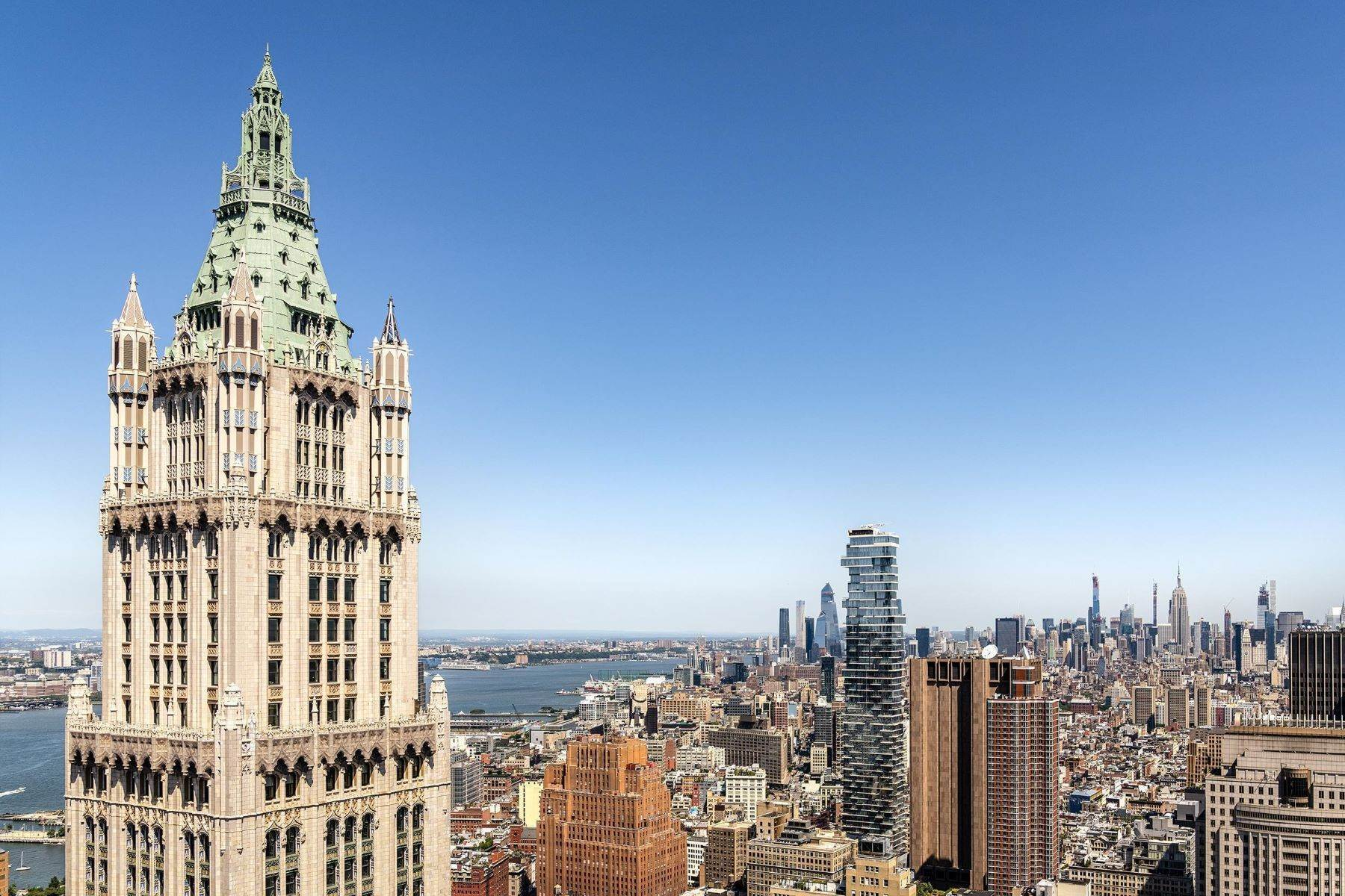 Property vid The Pinnacle Penthouse 2 Park Place, Pinnacle Penthouse New York, New York 10007 Förenta staterna