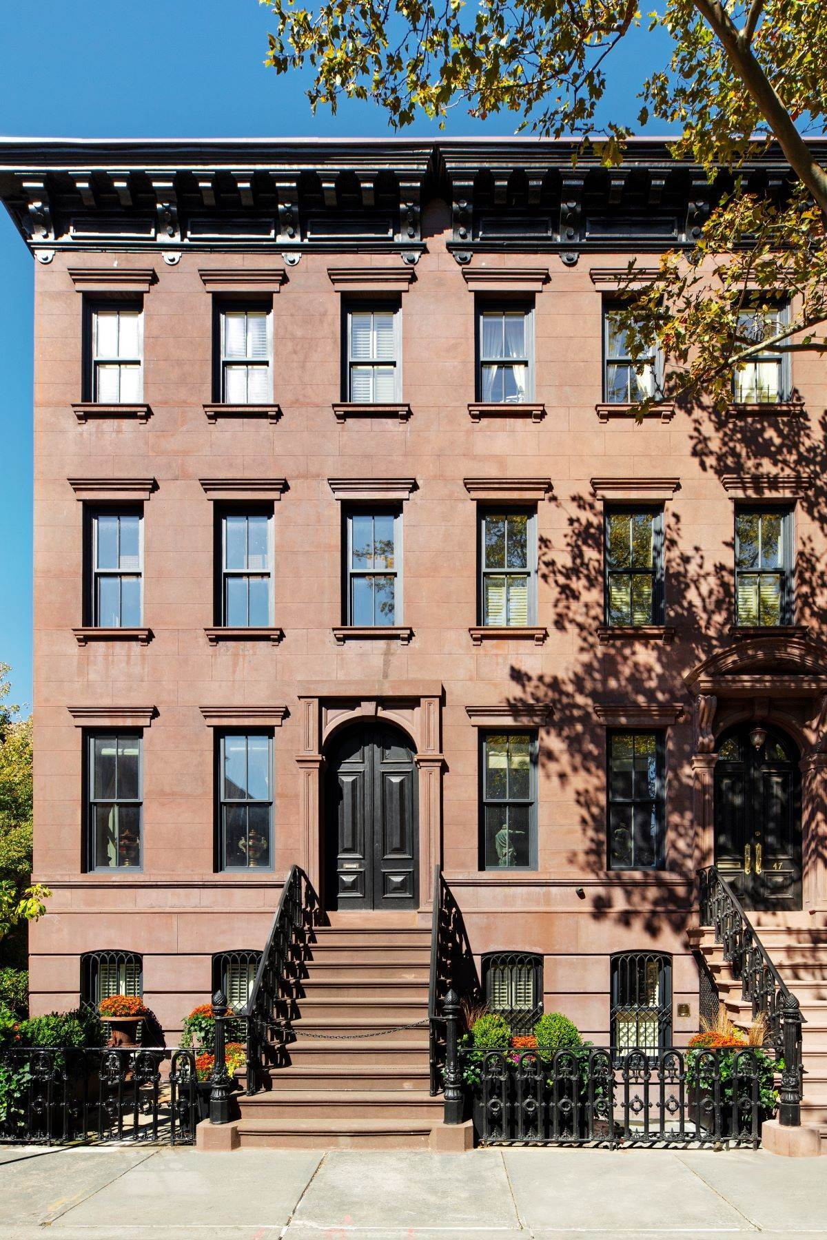 townhouses for Sale at 47-49 Charles Street New York, New York 10014 United States