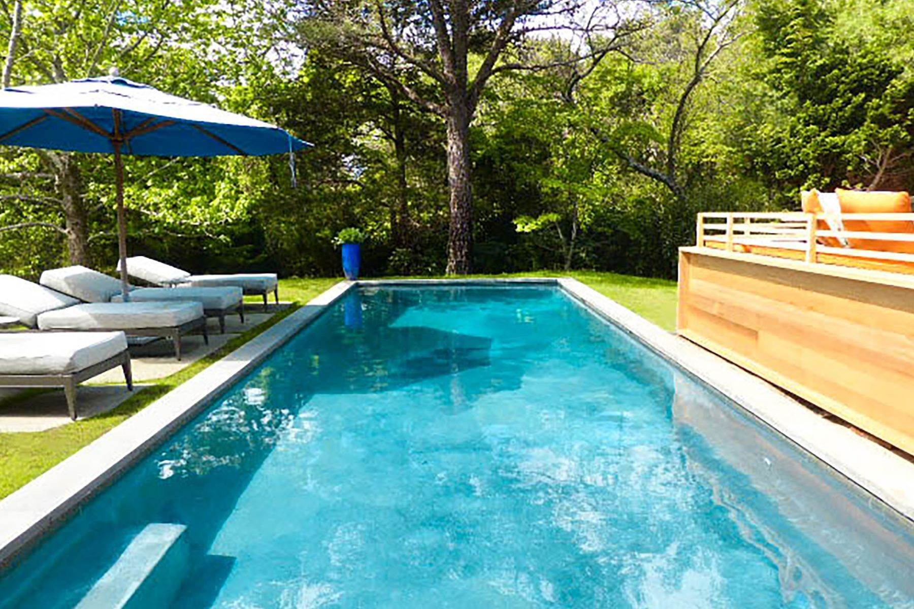 Single Family Homes en Amagansett Chic New Oceanfront 446 Further Lane Amagansett, Nueva York 11930 Estados Unidos