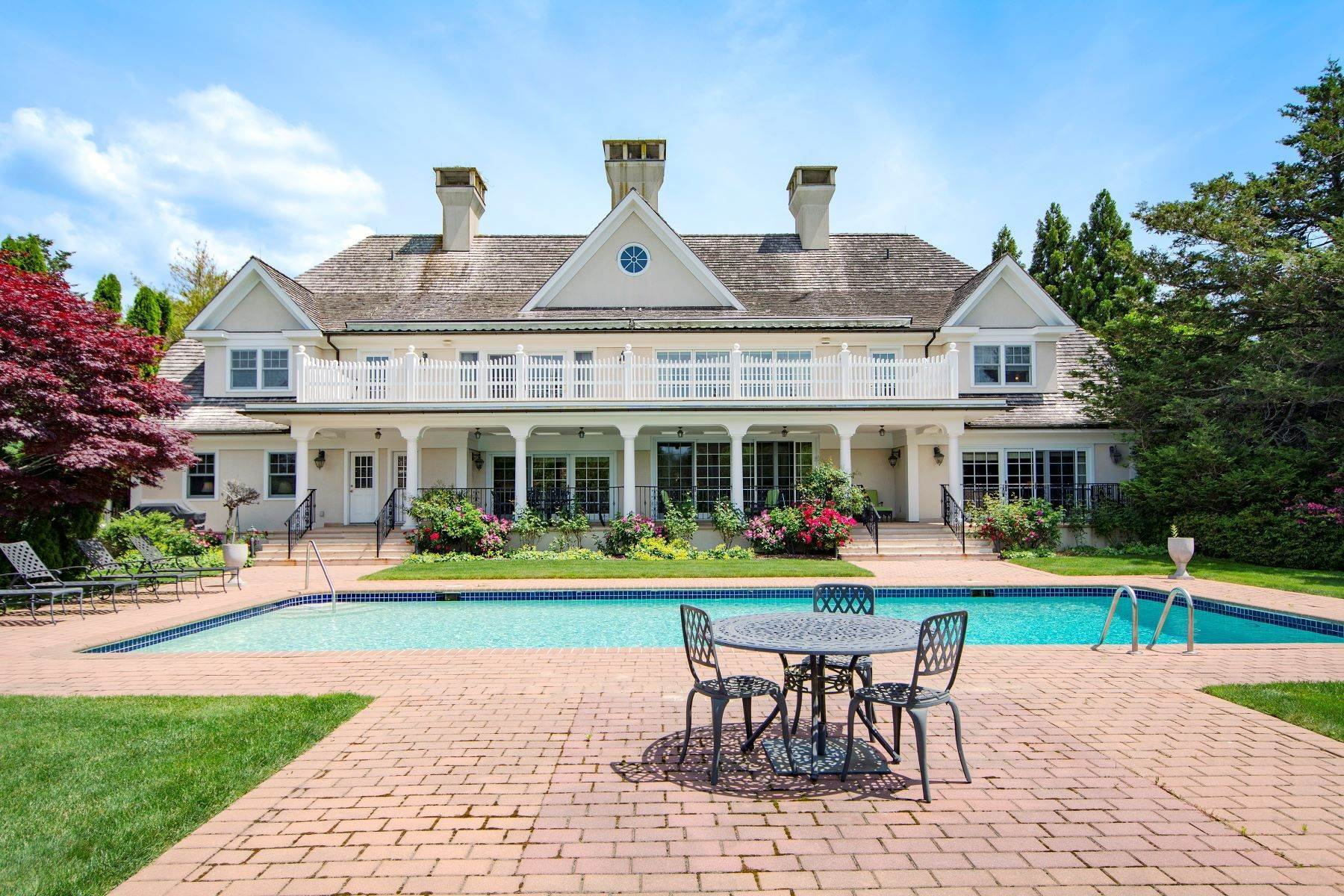 Property for Sale at Pristine Southampton Estate With Pool 64 Down East Lane Southampton, New York 11968 United States