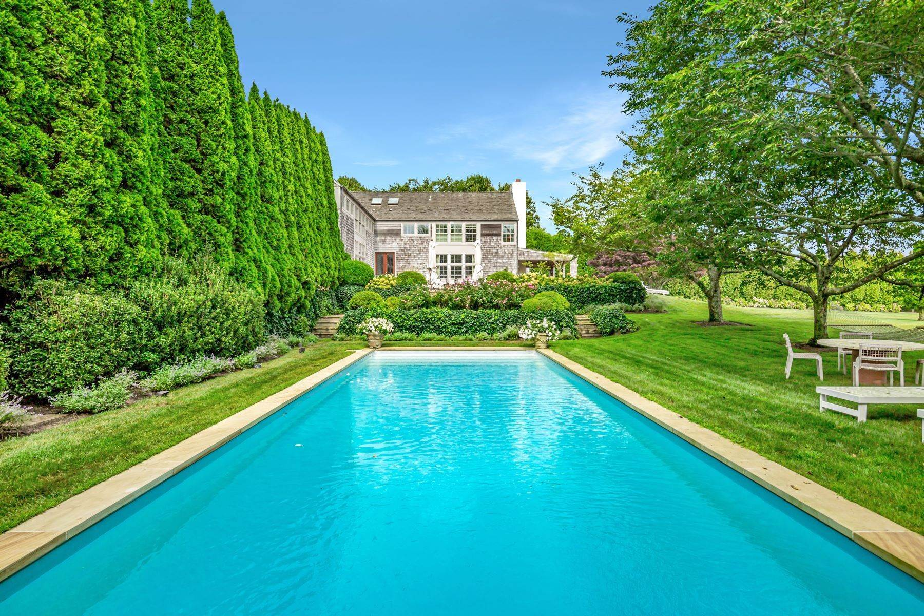 Single Family Homes at Majestic Amagansett Home 360 Town Lane East Hampton, ニューヨーク 11937 アメリカ