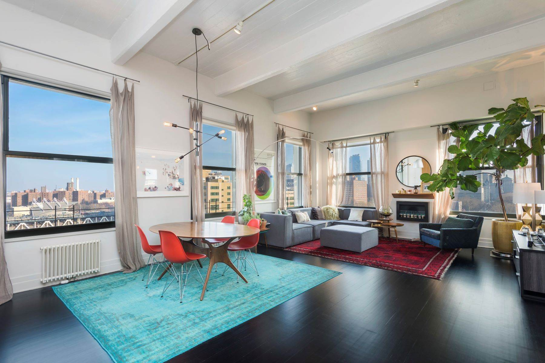 Condominiums at Luxuriously Renovated Dumbo Loft 70 Washington Street, Apt 12D Brooklyn, ニューヨーク 11201 アメリカ