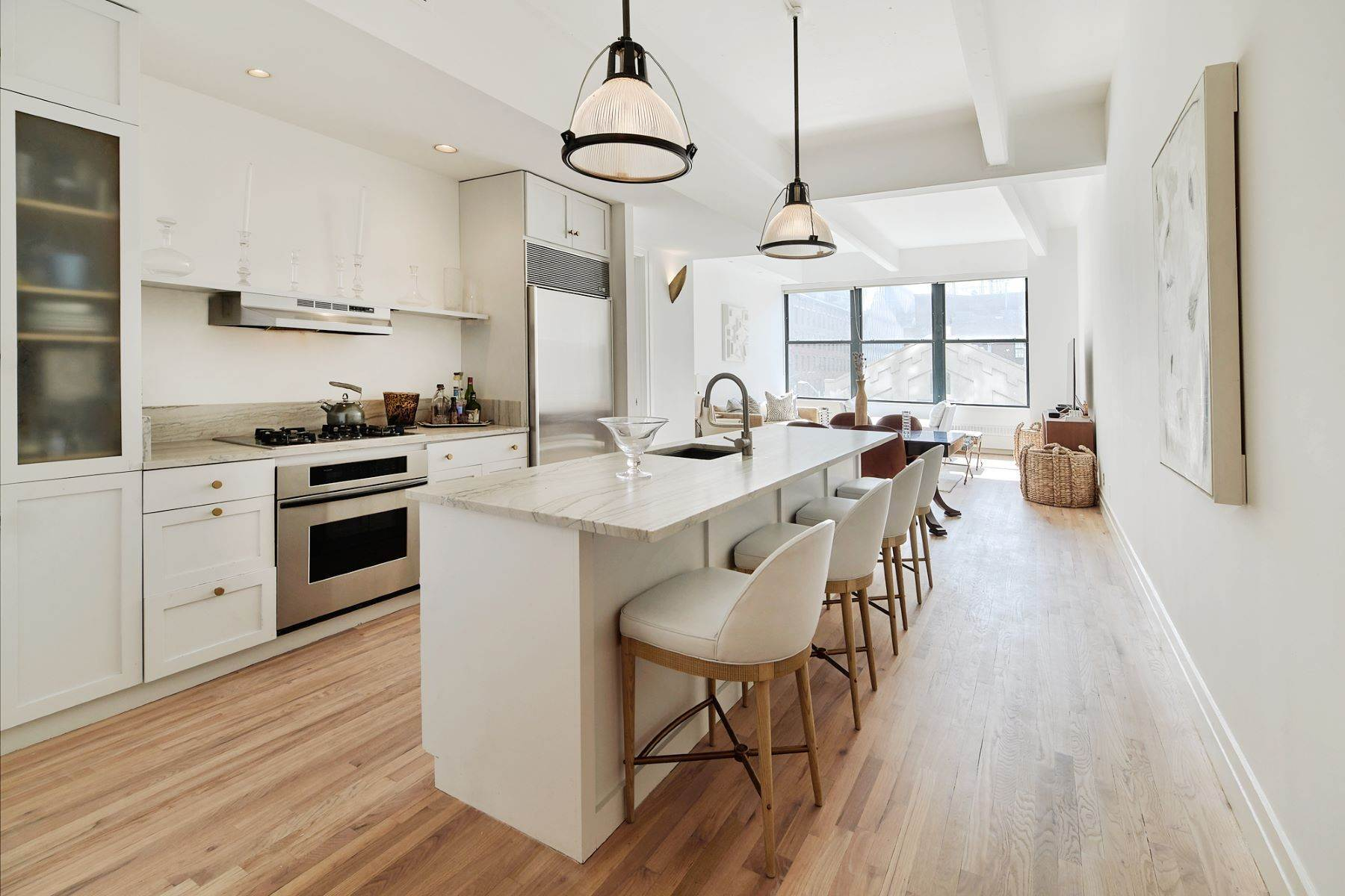 Beautiful Clocktower Dumbo Loft 1 Main Street, Apt 2K Brooklyn, 뉴욕 11201 미국에 Condominiums